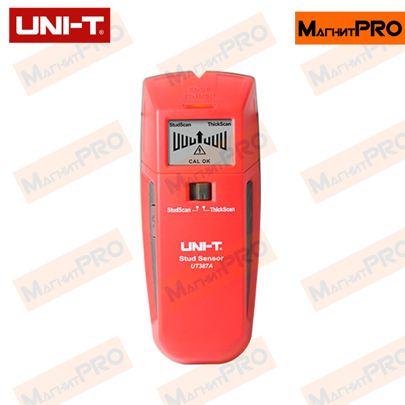 Бесконтактный детектор напряжения, металла и древесины UNI-T UT387A
