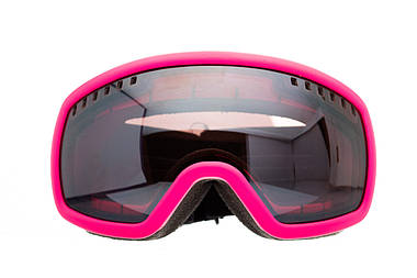 Маска гірськолижна дитяча Marker Surround Mirror S Pink, фото 3