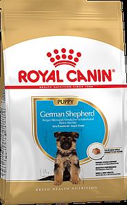 Сухой корм Royal Canin German Shephedr Junior для щенков, 3КГ