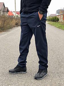 Мужские спортивные термо - штаны Nike