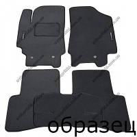 Текстильные коврики в салон Audi A4 1995-2001, 5 шт. (Fortyna)