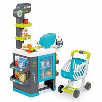 Інтерактивний супермаркет Smoby 350218 Market