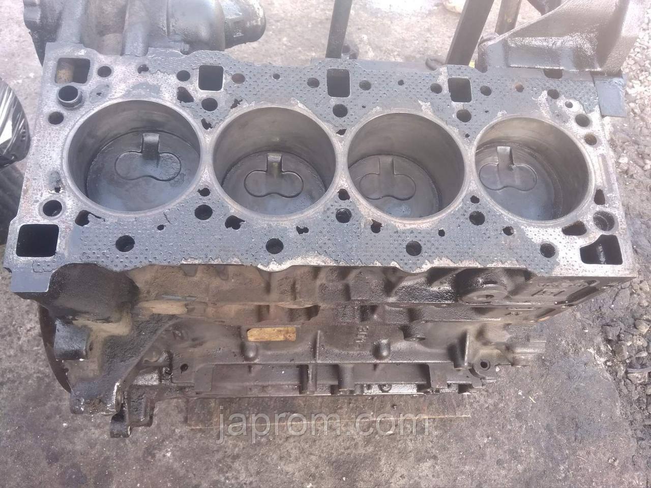 Блок цилиндров (двигателя) Peugeot Boxer Citroen Jumper 2.5 D 12 Кл. DJ5 (T9A)