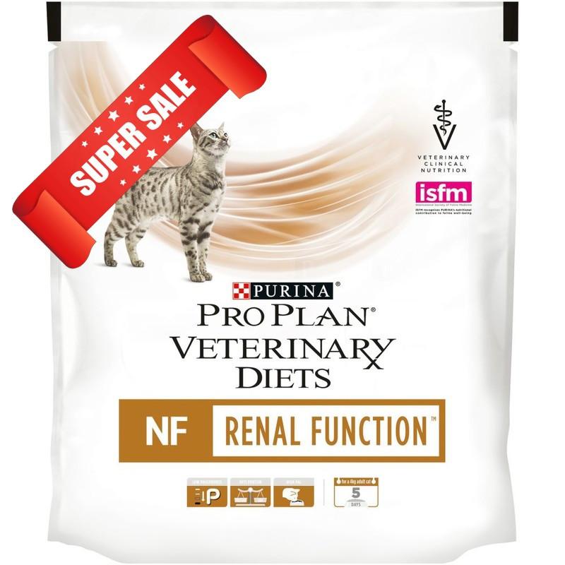 Лечебный сухой корм для кошек Purina Pro Plan Veterinary Diets NF Renal Function 350 г