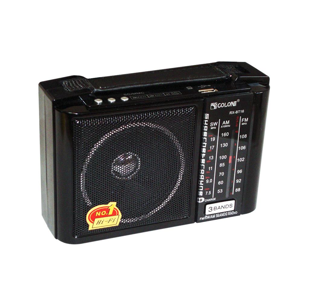Радиоприёмник Golon RX-BT16