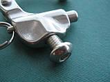 Нержавеющий отцепной карабин с винтом, А4 (AISI 316), фото 6