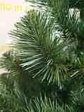 Ель искусственная новогодняя (ПВХ). 2.5 м высота. Мягкая хвоя, фото 3