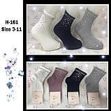 Детские ароматизированные носки для девочек  оптом Размер 9-10 лет, фото 2