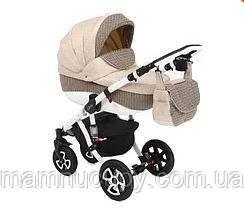 Детская универсальная коляска 2 в 1 Adamex Gloria 648K (адамекс глория)