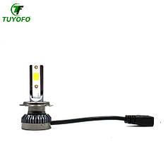 Светодиодная лампа H7 24W(цена за 1 штуку 12W) 6500K LED 3500LM