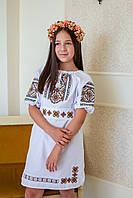 Плаття для дівчинки Петриківський Розпис