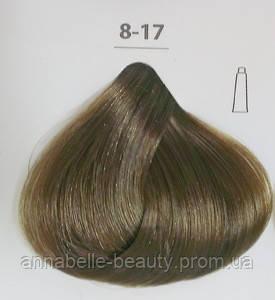 Стойкая крем-краска DUCASTEL Subtil Creme 8-17- светлый блондин пепельно-каштановый, 60 мл