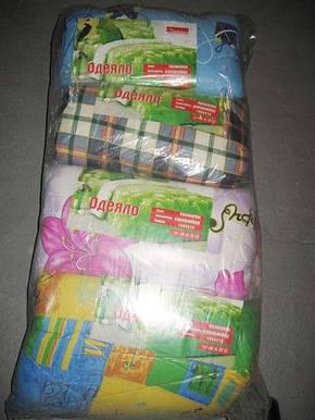 Детское одеяло закрытое овечья шерсть (Поликоттон) 110x140 T-54774, фото 2