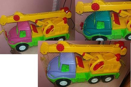"Детская Машина ""Атлантис"" КРАН, 0640/cp0031501032"