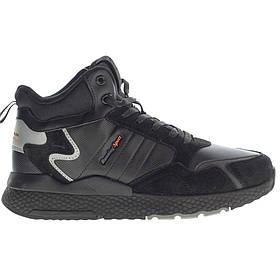 Мужские зимние ботинки с мехом Baas ZZ102