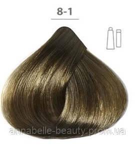 Стойкая крем-краска DUCASTEL Subtil Creme 8-1 светлый блондин пепельный, 60 мл
