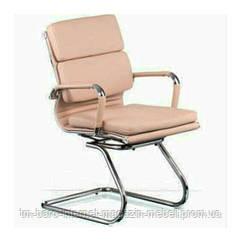 Кресло Solano 3 (Солано) office artleather beige (E5937) бежевый, Special4You