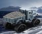 Радіокерований всюдихід вантажівка на гусеницях з відеокамерою FY001B Чорний, фото 5