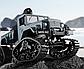 Радіокерований всюдихід вантажівка на гусеницях з відеокамерою FY001B Чорний, фото 6