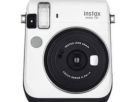 Фотоаппарат мгновенной печати Fujifilm Instax Mini 70 White