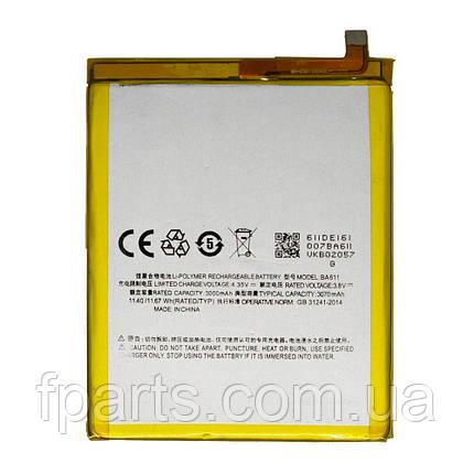 Аккумулятор BA611 для Meizu M5, фото 2