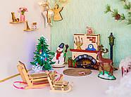 Новогодний декор для творчества NestWood, 7единиц, фото 4