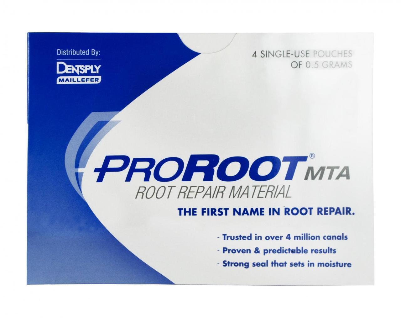 Прорут (ProRoot MTA, Dentsply Maillefer), порошок 0,5 г.