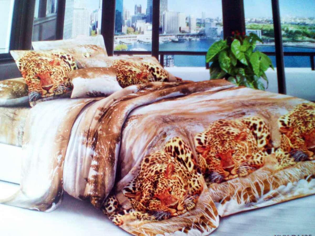 Комплект постельного белья от украинского производителя Polycotton Полуторный T-90960