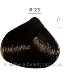 Стойкая крем-краска DUCASTEL Subtil Creme 6-23 тёмный блондин перламутровый золотистый, 60 мл