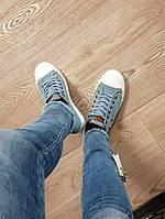 Кеди жіночі під джинс, фото 1