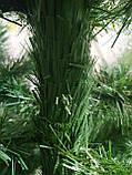 """Елка (сосна) искусственная. 2.3 м. высота """"Сосна зеленая"""". Натуральный окрас, фото 2"""