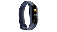 Фитнес браслет Smart Band M3 - синий