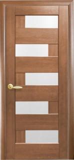 Двери коллекции Ностра модель Пиана в цвете Золотая ольха