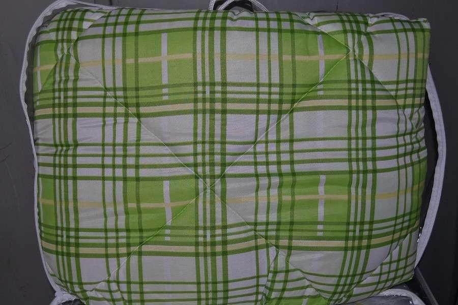 Одеяло закрытое овечья шерсть (Бязь) Двуспальное T-51123