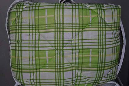 Одеяло закрытое овечья шерсть (Бязь) Двуспальное T-51123, фото 2