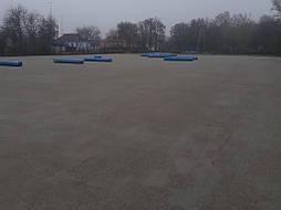 Укладка искусственной травы 60 мм, 4136 м2, с.Мировка, Кагарлыцкий р-н 2