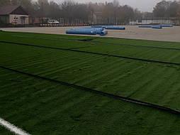 Укладка искусственной травы 60 мм, 4136 м2, с.Мировка, Кагарлыцкий р-н 3