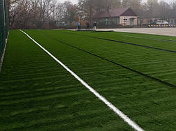 Укладка искусственной травы 60 мм, 4136 м2, с.Мировка, Кагарлыцкий р-н 4