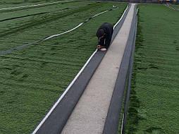 Укладка искусственной травы 60 мм, 4136 м2, с.Мировка, Кагарлыцкий р-н 7