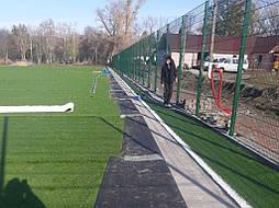 Укладка искусственной травы 60 мм, 4136 м2, с.Мировка, Кагарлыцкий р-н 9