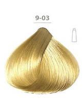 Стойкая крем-краска DUCASTEL Subtil Creme 9-03 очень светлый блондин натуральный золотистый, 60 мл