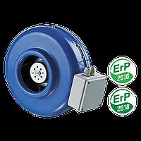 Вентилятор промышленный Вентс ВКМ 200 ЕС Е (бурый короб)