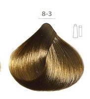 Стойкая крем-краска DUCASTEL Subtil Creme 8-3 светлый блондин золотистый, 60 мл