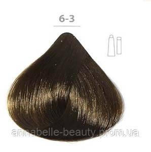 Стойкая крем-краска DUCASTEL Subtil Creme 6-3 тёмный блондин золотистый, 60 мл