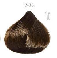 Стойкая крем-краска DUCASTEL Subtil Creme 7-35 блондин золотистый красное дерево, 60 мл