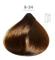 Стойкая крем-краска DUCASTEL Subtil Creme 8-34 светлый блондин золотистый медный, 60 мл