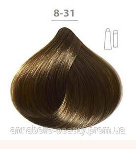 Стойкая крем-краска DUCASTEL Subtil Creme 8-31 светлый золотистый блондин пепельный, 60 мл