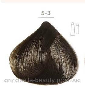 Стойкая крем-краска DUCASTEL Subtil Creme 5-3 светлый золотистый шатен, 60 мл