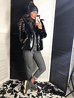 """Куртка женская зимняя короткая """"Пух"""", фото 1"""