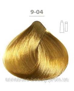 Стойкая крем-краска DUCASTEL Subtil Creme 9-04 очень светлый блондин натуральный медный, 60 мл